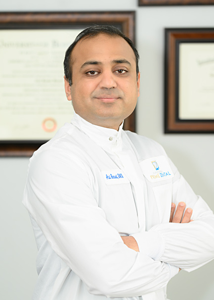 Dr. Atul Bansal